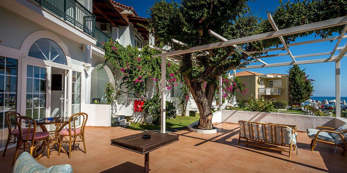 Ξενοδοχείο Paradise | Τσιλιβί, Ζάκυνθος